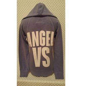 Victoria's Secret ANGEL Full Zip Hoodie